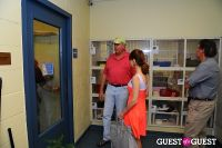 Jean Shafiroff and Dog Trainer Bill Grimmer Visit Southampton Animal Shelter #185