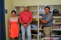 Jean Shafiroff and Dog Trainer Bill Grimmer Visit Southampton Animal Shelter #189