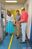 Jean Shafiroff and Dog Trainer Bill Grimmer Visit Southampton Animal Shelter #205