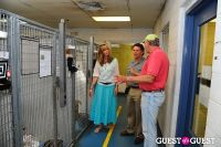 Jean Shafiroff and Dog Trainer Bill Grimmer Visit Southampton Animal Shelter #206