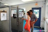 Jean Shafiroff and Dog Trainer Bill Grimmer Visit Southampton Animal Shelter #211