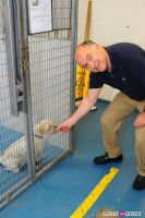Jean Shafiroff and Dog Trainer Bill Grimmer Visit Southampton Animal Shelter #215