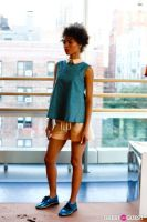 NYFW: William Okpo Spring 2013 Backstage and Presentation #4
