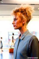 NYFW: William Okpo Spring 2013 Backstage and Presentation #36