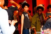 NYFW: William Okpo Spring 2013 Backstage and Presentation #51