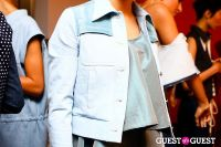 NYFW: William Okpo Spring 2013 Backstage and Presentation #55