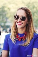NYFW Day 6 Street Style At The Tents #1