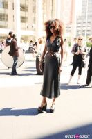 NYFW Day 6 Street Style At The Tents #8