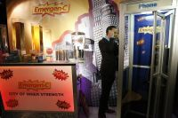 The Emergen-C Gift Lounge Backstage #9