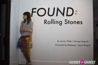 Found: Photographs of the Rolling Stones Opening Reception #30