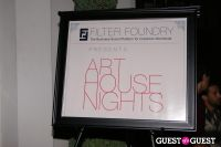 Filter Foundry presents Art House Night - Terry O'Neill Exhibit #1