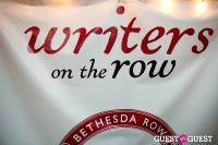 Writers on the Row - Day 1 #8