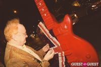 Peter Asher, Grammy Award Winner, Sign Gibson Guitar on Sunset #5