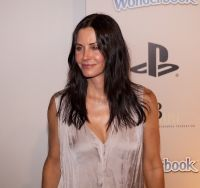 Courteney Cox Playstation Halloween Bash #5