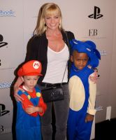 Courteney Cox Playstation Halloween Bash #36