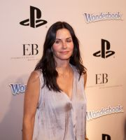 Courteney Cox Playstation Halloween Bash #42
