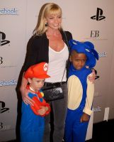 Courteney Cox Playstation Halloween Bash #60