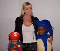 Courteney Cox Playstation Halloween Bash #61