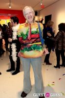 Warhol Halloween Party at Christies #54