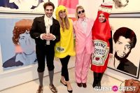 Warhol Halloween Party at Christies #100