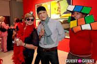 Warhol Halloween Party at Christies #111