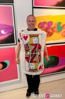 Warhol Halloween Party at Christies #137