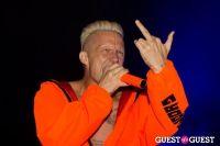 Sonar on tour:  Die Antwoord + Azari & III #58