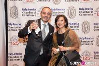 Italy America CC 125th Anniversary Gala #128