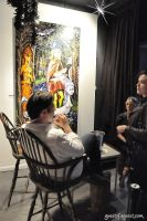 Sally Golan & The Blaq List invite to a Social Exposure Series Event #60