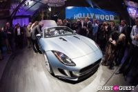 Jaguar and Land Rover Unveil Event at Paramount Studios #2