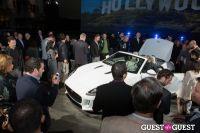 Jaguar and Land Rover Unveil Event at Paramount Studios #27