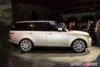 Jaguar and Land Rover Unveil Event at Paramount Studios #32