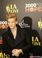 5th Annual Holiday Tree Lighting at L.A. Live #15