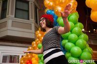 Chanukah Balloonarama @ Bethesda Lane #80
