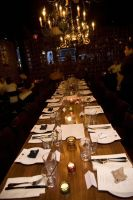 Paola Hernandez Dinner at Los Dados #1