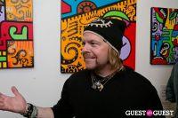 Bodega de la Haba presents Billy the Artist at Dorian Grey Gallery #20