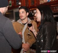 George Abou-Daoud Hosts Party for Top Chef's CJ Jacobson At Hollywood Wine Bar, The Mercantile #66