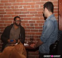 George Abou-Daoud Hosts Party for Top Chef's CJ Jacobson At Hollywood Wine Bar, The Mercantile #115