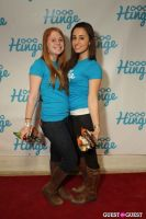 Arrivals -- Hinge: The Launch Party #10