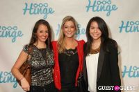 Arrivals -- Hinge: The Launch Party #19