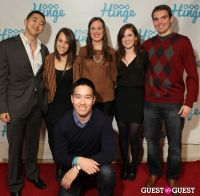 Arrivals -- Hinge: The Launch Party #31