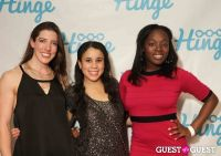 Arrivals -- Hinge: The Launch Party #44