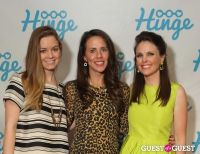 Arrivals -- Hinge: The Launch Party #49