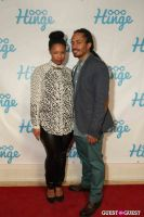 Arrivals -- Hinge: The Launch Party #51