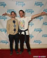 Arrivals -- Hinge: The Launch Party #56