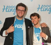 Arrivals -- Hinge: The Launch Party #96