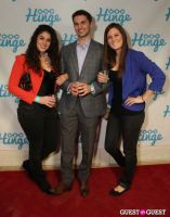 Arrivals -- Hinge: The Launch Party #109