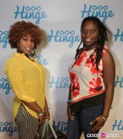 Arrivals -- Hinge: The Launch Party #112