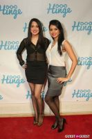 Arrivals -- Hinge: The Launch Party #120