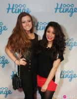 Arrivals -- Hinge: The Launch Party #141